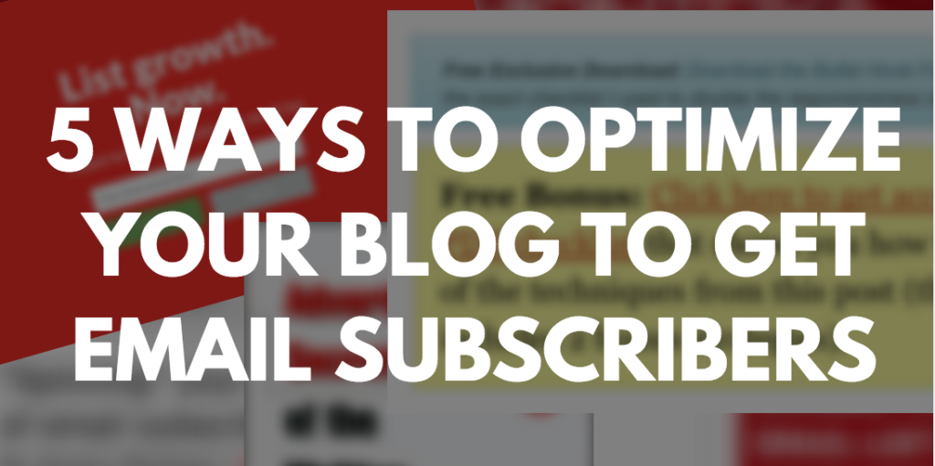 optimize-your-blog-for-email-subscribers